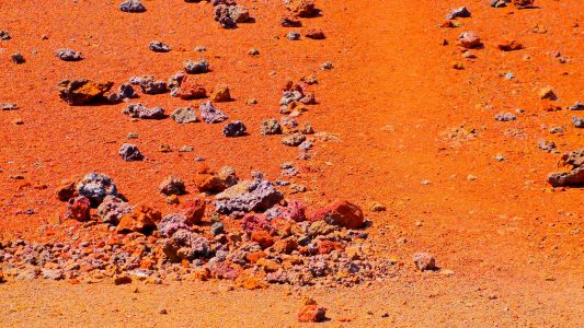 Red Hill at Mauna Loa