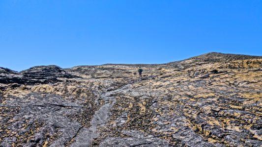 Trail to Mauna Loa