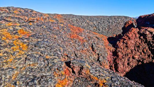 Lava at Mauna Loa