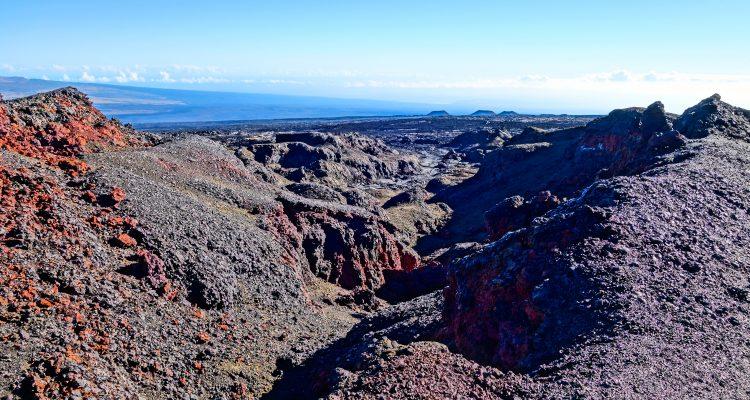 Canyons at Mauna Loa