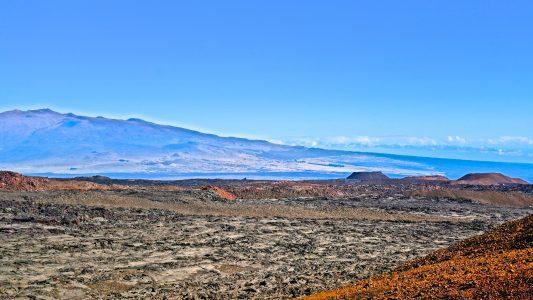 Mauna Kea From Red Hill
